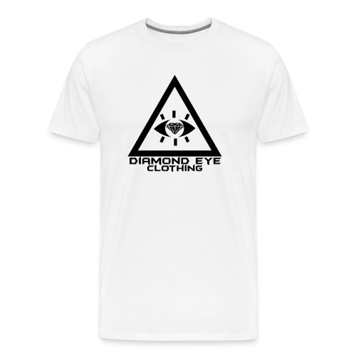 Diamond Eye Clothing T-Shirt - Men's Premium T-Shirt