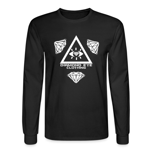 Diamond Eye Clothing Exclusive Long Sleeve - Men's Long Sleeve T-Shirt