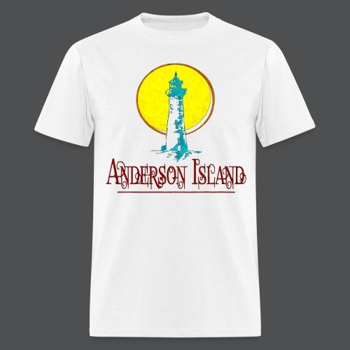 Men's Lighthouse l - Men's T-Shirt