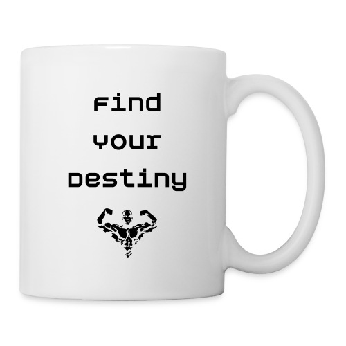 Find your Destiny mug - Coffee/Tea Mug