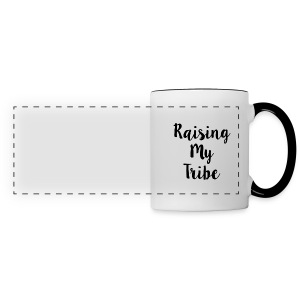 Raising My Tribe Women's Tee - Panoramic Mug