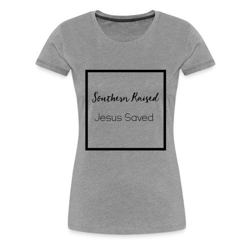 Raising My Tribe Women's Tee - Women's Premium T-Shirt