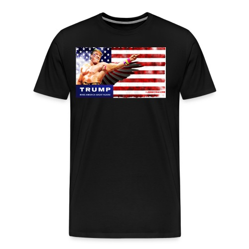Liberty For Trump ! - Men's Premium T-Shirt