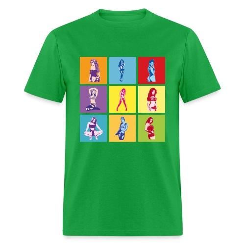Pinup Pop - Men's T-Shirt