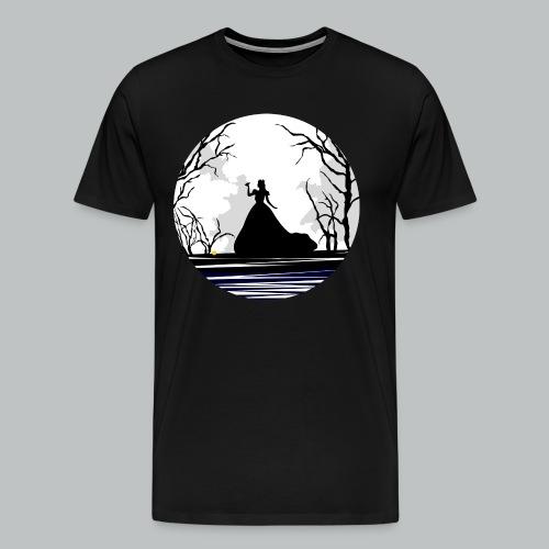 Frog Prince - Men's - Men's Premium T-Shirt