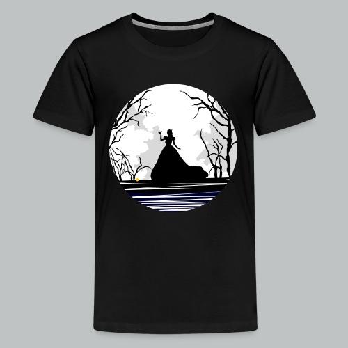Frog Prince - Kid's - Kids' Premium T-Shirt