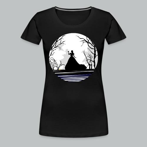 Frog Prince - Women's - Women's Premium T-Shirt
