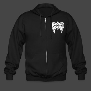 Ultimate Warrior Champion Zip Hoodie - Men's Zip Hoodie