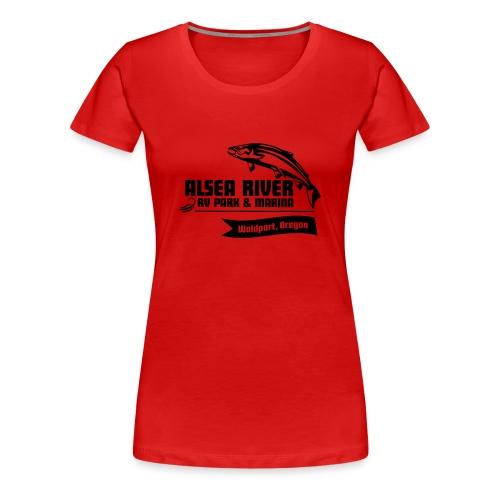 Short Sleeve T-shirt - Women's Premium T-Shirt