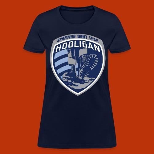 Sporting Don't Fear - Women's T-Shirt