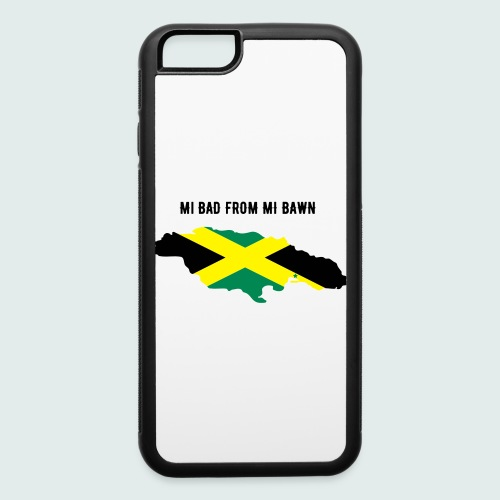 Mi BAD FROM MI BAWN Iphone 6/6s rubber case - iPhone 6/6s Rubber Case