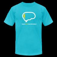 T-Shirts ~ Men's T-Shirt by American Apparel ~ [ten-percent-brain]