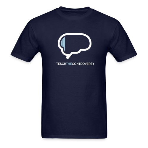 [ten-percent-brain] - Men's T-Shirt