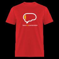 T-Shirts ~ Men's T-Shirt ~ [ten-percent-brain]