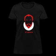 T-Shirts ~ Women's T-Shirt ~ [el-greco]