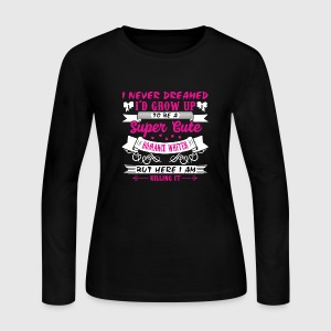 Romance Writer Shirt - Women's Long Sleeve Jersey T-Shirt