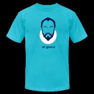 T-Shirts ~ Men's T-Shirt by American Apparel ~ [el-greco]
