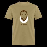 T-Shirts ~ Men's T-Shirt ~ [el-greco]