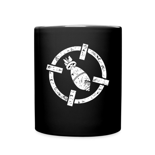 Full Color Mug - war,underground,trump,strike,rock,republican,music,isis,gun,funny,funk,cool,bombs,bomber,band,awesome
