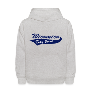 WDS Retro - Youth Hoodie (more colors available) - Kids' Hoodie