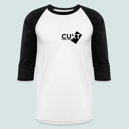 Cuxt Baseball Tee - Baseball T-Shirt