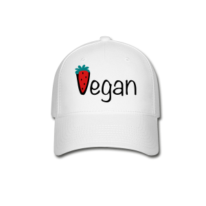 Vegan Strawberry Baseball Cap - Baseball Cap