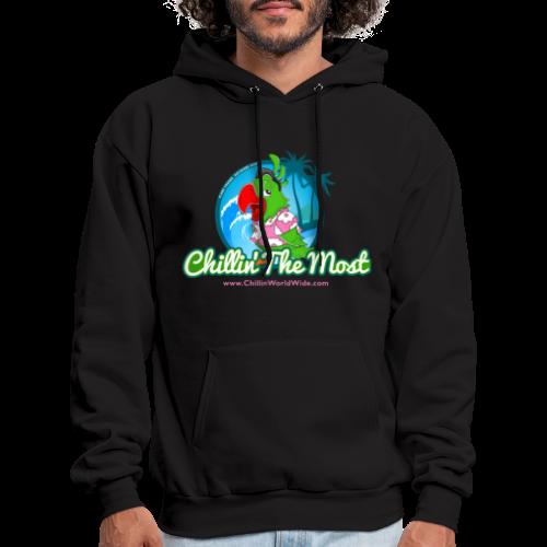 Chillin' The Most Men's Hoodie - Men's Hoodie