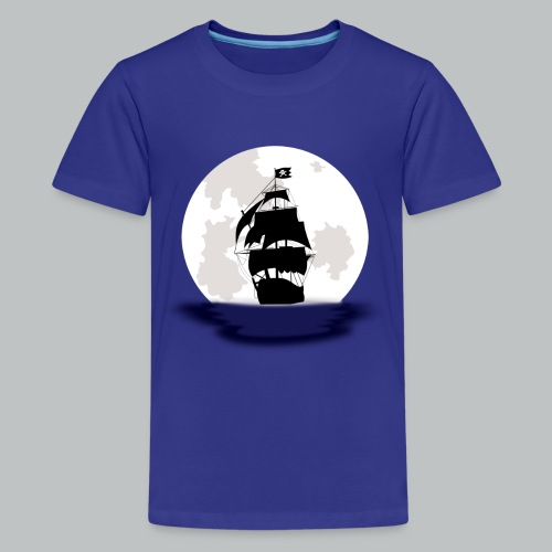 Pirate Ship - Kid's - Kids' Premium T-Shirt