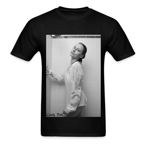 Candy Doll Shower shirt - Men's T-Shirt