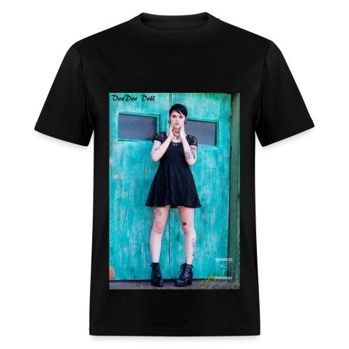 VooDoo Dol Blue Wall Shirt - Men's T-Shirt