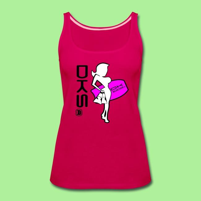 DKS Surf Girl Tank-top Womens