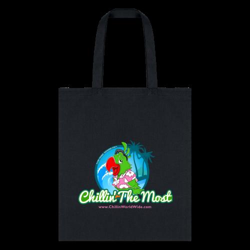 Chillin' The Most Tote Bag - Tote Bag