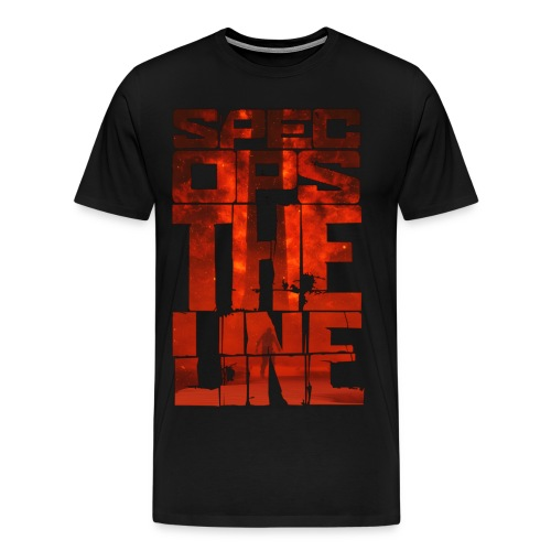 Spec Ops The Line - Men's Premium T-Shirt
