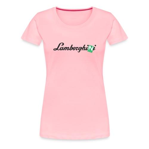 LamborghiNi - Women's Premium T-Shirt