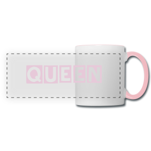 Queen Pink mug - Panoramic Mug