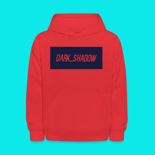 kids dark shadow hoodie  - Kids' Hoodie