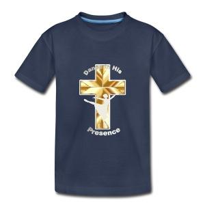 In His Presence Tee - Kids' Premium T-Shirt