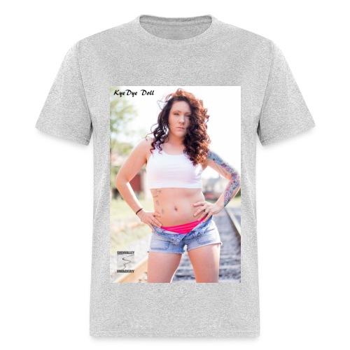 KyeDye Doll Sexy shirt - Men's T-Shirt
