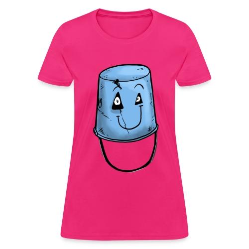 Bucket  - Women's T-Shirt
