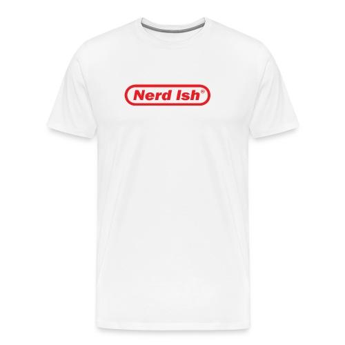 Nerd Ish Premium - Men's Premium T-Shirt