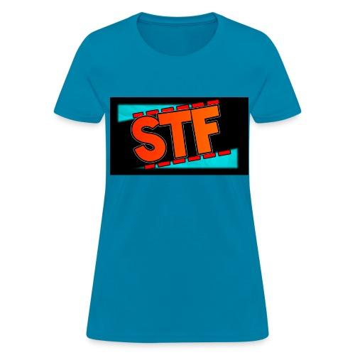STF T-Shirt For Girls - Women's T-Shirt
