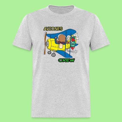 Aviones Crew T-shirts Mens - Men's T-Shirt
