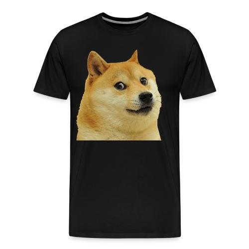 Doge Shirt - Men's Premium T-Shirt