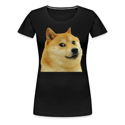 Doge Shirt - Women's Premium T-Shirt