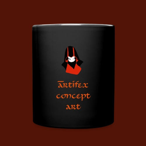 Artifex Concept Art Mug - Full Color Mug