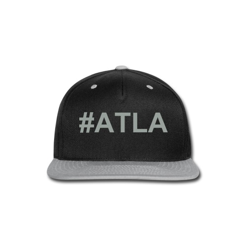 ATLA Cap Gray - Snap-back Baseball Cap