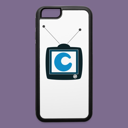 Iphone 6 CT Logo Rubber Case - iPhone 6/6s Rubber Case