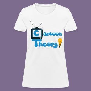 Women's CartoonTheory T-Shirt - Women's T-Shirt