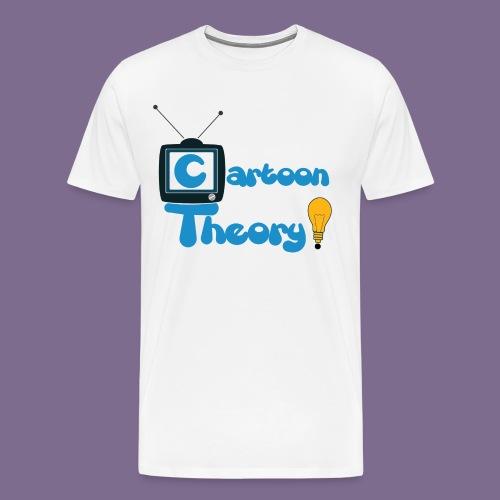 Men's CartoonTheory T-Shirt - Men's Premium T-Shirt