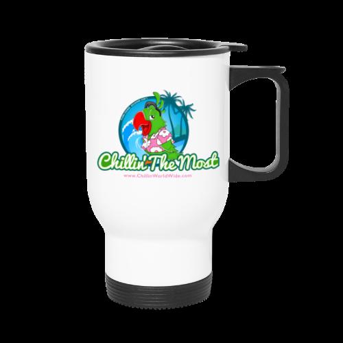 Chillin' The Most Travel Mug - Travel Mug